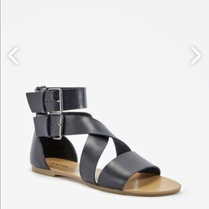 Just Fab NORENA Strappy Sandals
